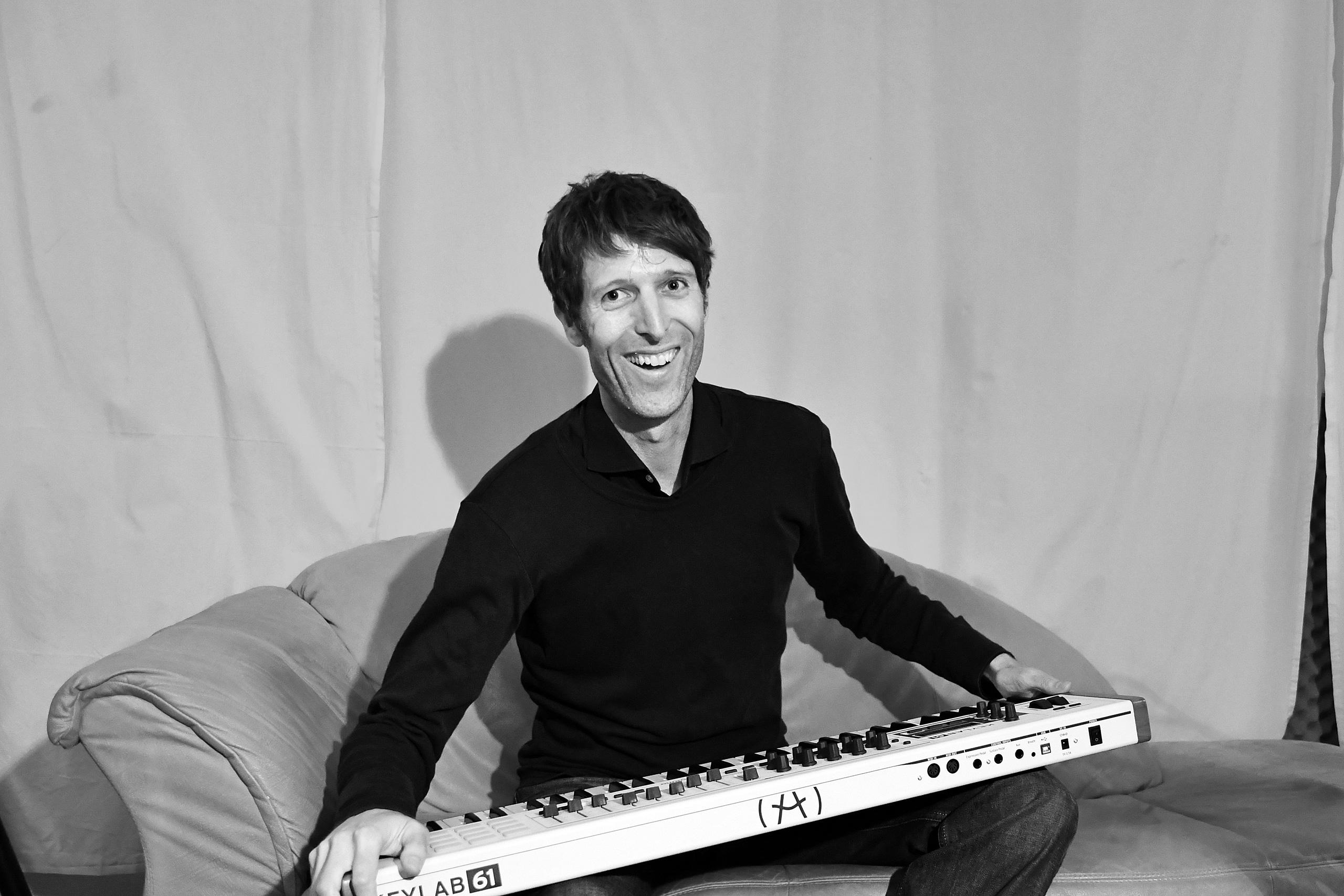 Geri Waldispühl, Keyboards